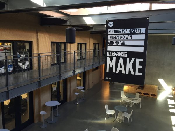 Stanford D-School motto