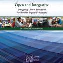 Bass-Eynon book: Open and Integrative